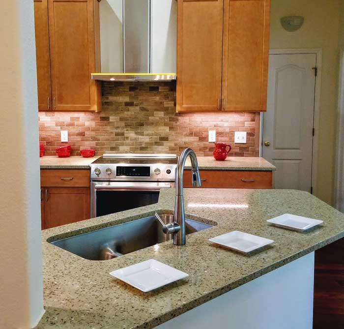 Modern Style Kitchen Remodel in Tallahassee