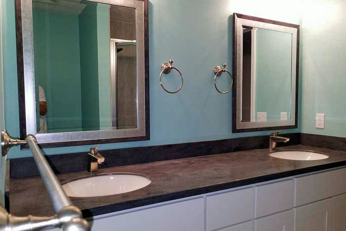 Tallahassee Modern Bathroom Makeover
